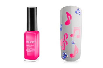 Jolifin Nailart Fineliner neon-candypink 10ml