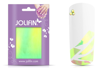 Jolifin Diamond Foil - green