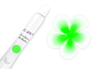 Jolifin One-Stroke Malfarbe neon-green 10ml
