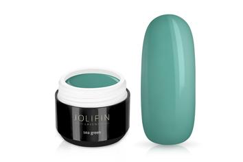 Jolifin LAVENI Farbgel - sea green 5ml