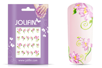 Jolifin Airbrush Tattoo 31