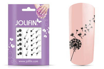 Jolifin Black Elegance Tattoo Nr. 25