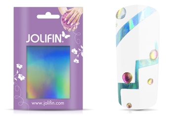 Jolifin Hologramm Sticker Nr. 2