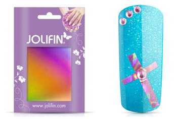 Jolifin Hologramm Sticker Nr. 3