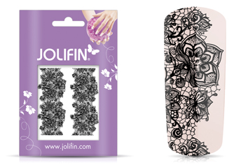 Jolifin Black Elegance Tattoo Nr. 30