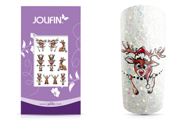 Jolifin Trend Tattoo Christmas 12