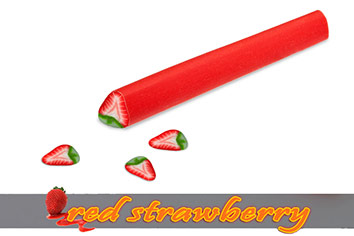 Fimo Frootys - red Strawberry