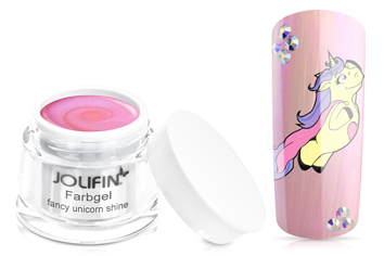 Jolifin Farbgel fancy unicorn shine 5ml