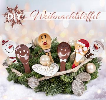Weihnachtslöffel