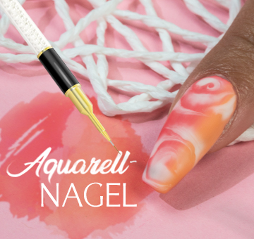 Aquarell-Nagel