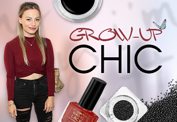 Grow-Up Chic