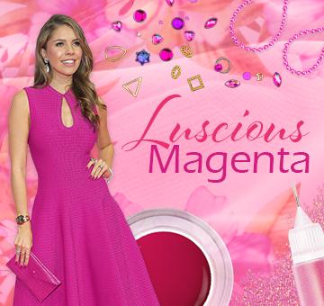Luscious Magenta