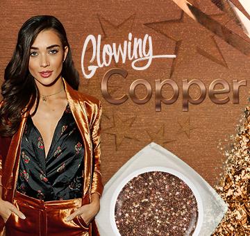 Glowing Copper