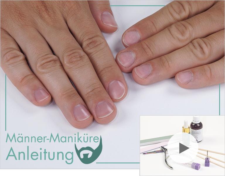 Für künstliche männer fingernägel Transformation