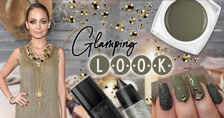 Glamping Look