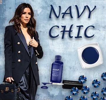 Navy Chic