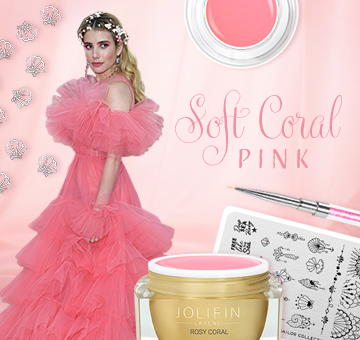 Soft Coral Pink