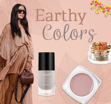 Earthy Colors