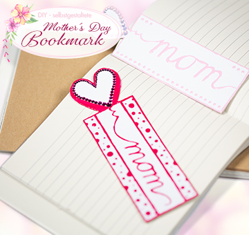 Mother´s Day Bookmark
