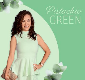 Pistachio Green