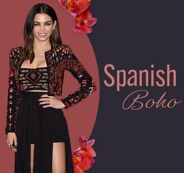 Spanish Boho