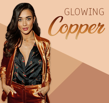 Glowing Copper