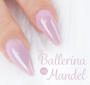 Ballerina vs. Mandel