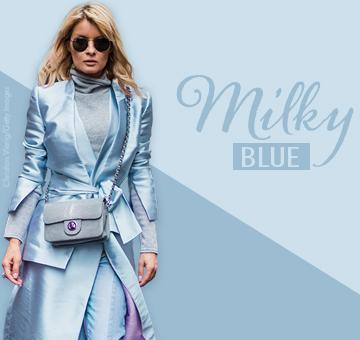 Milky Blue