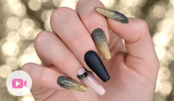 "TrendStyle Nailart: Fundstück ""New Year´s Nails"""