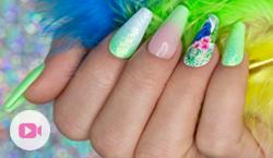 "Trendstyle: Fundstück ""Carnival Nails"""