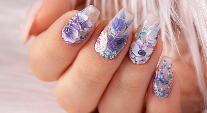 "Trendstyle Nailart: ""Festival Flowers"""
