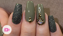 """Trendstyle Nailart: """"Glamping Look"""""""